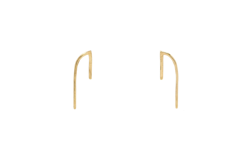 Bar Hook Earrings