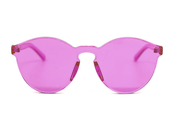 Neon Rose Sunglasses