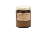 Patchouli Sweetgrass Candle