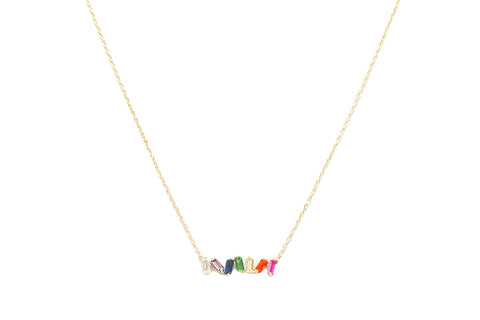 Bevy Necklace No. 7