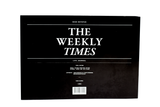 Times Desk Weekly Notepad