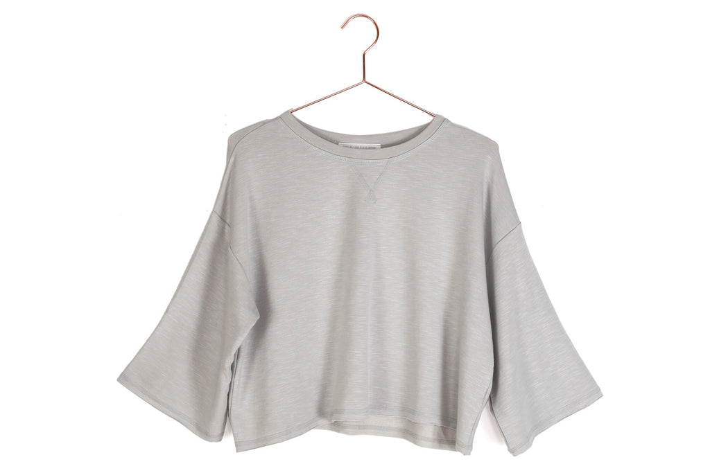 Lounge Short Sleeve Sweatshirt