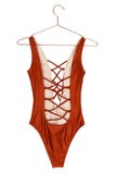 Sienna Corseted One Piece