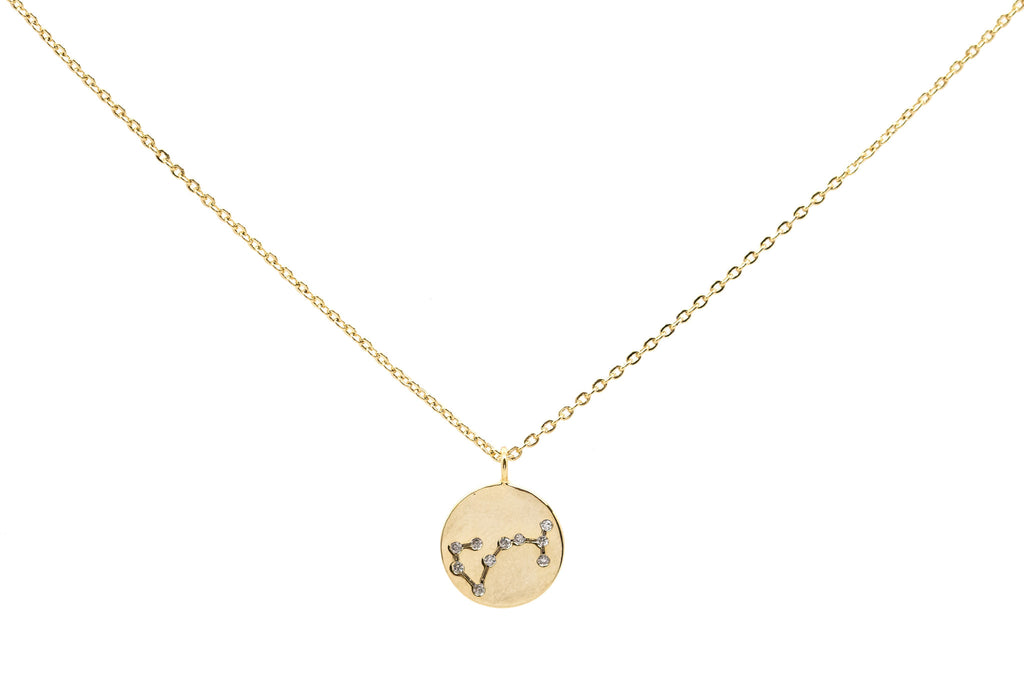 Constellation Pave Pendant