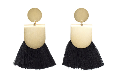 Pom + Bar Earrings