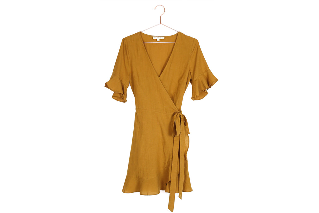 Flutter Wrap Dress