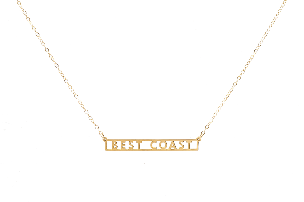 Best Coast Necklace