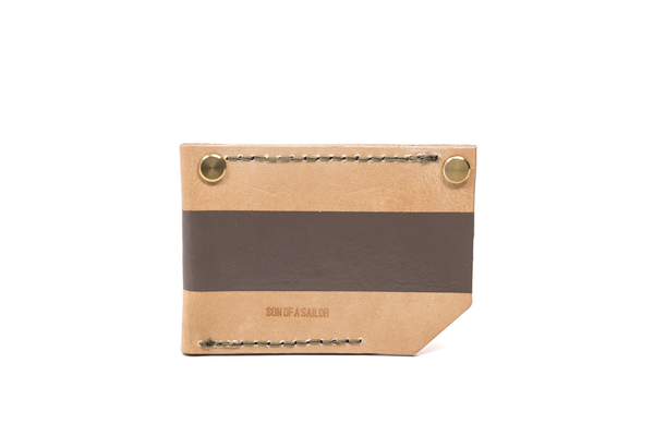 Quebec Leather Slimline Wallet