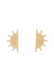 Twin Suns Earrings