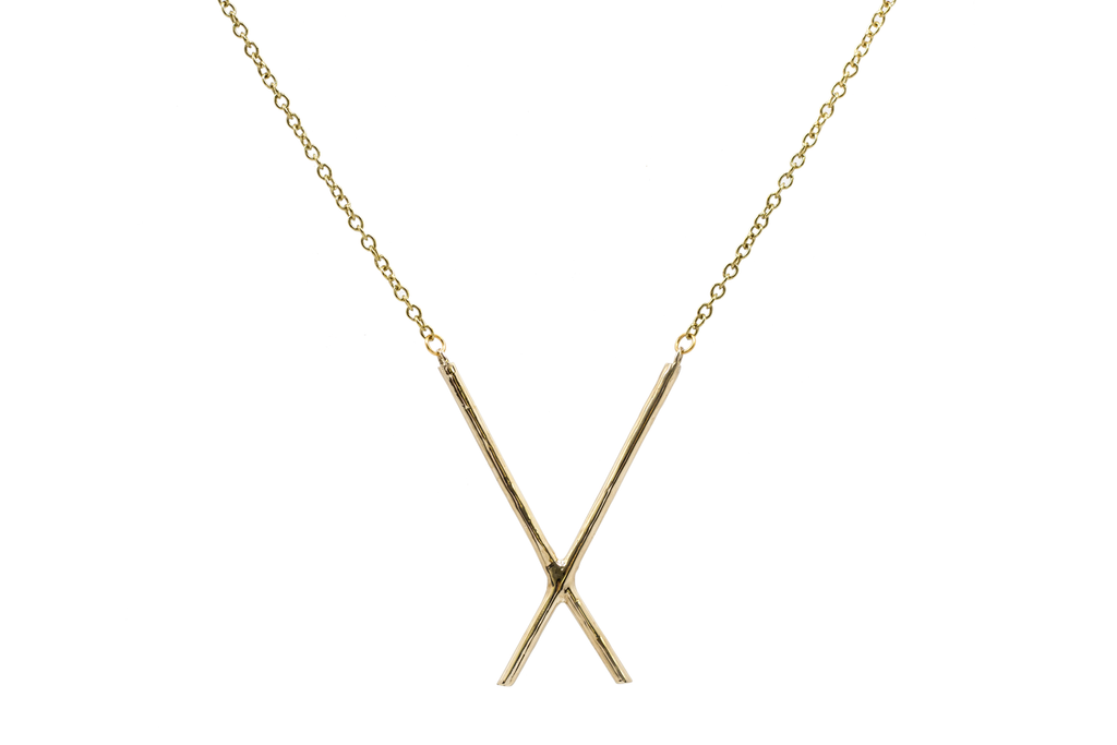 Dowsing Rod Necklace