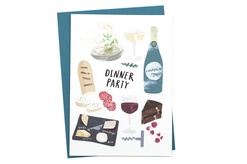 Dinner Party Card