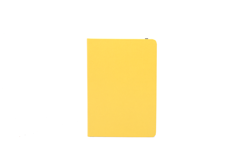 Large Primary Colors Notebook