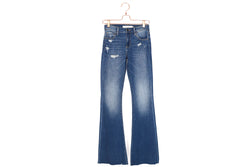 Happi Crop Flare Jeans