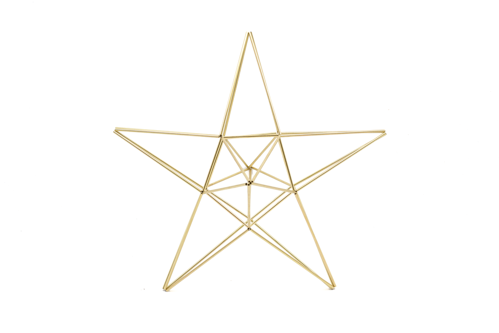 The Five Point Star
