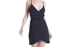 Isla Wrap Dress