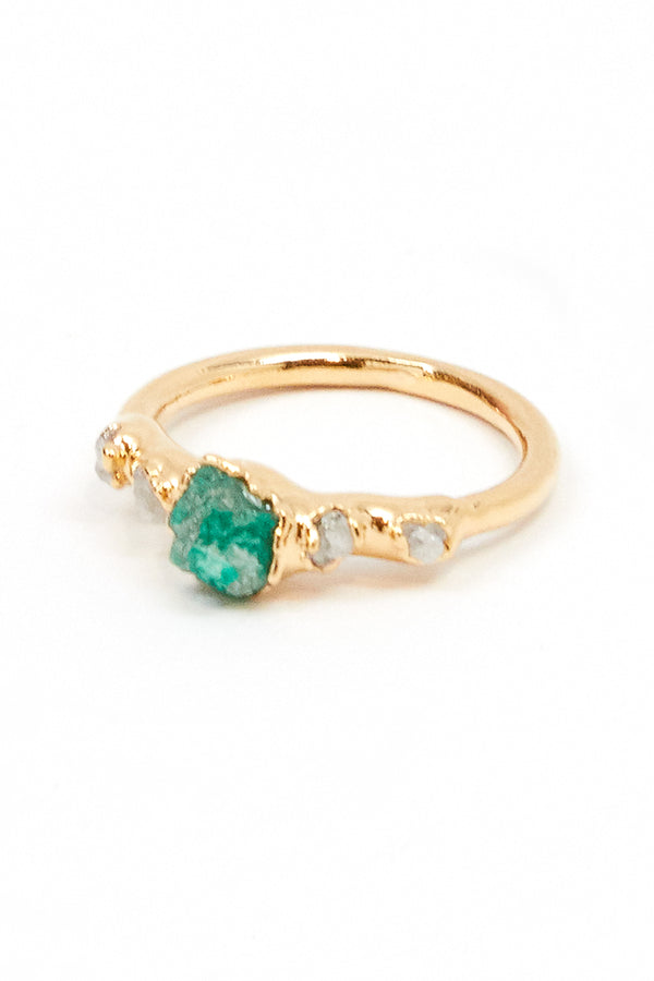 The Emerald Sea Ring