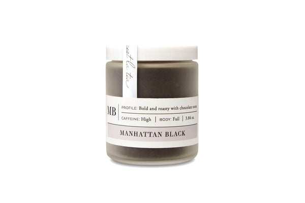 Manhattan Black Tea Jar