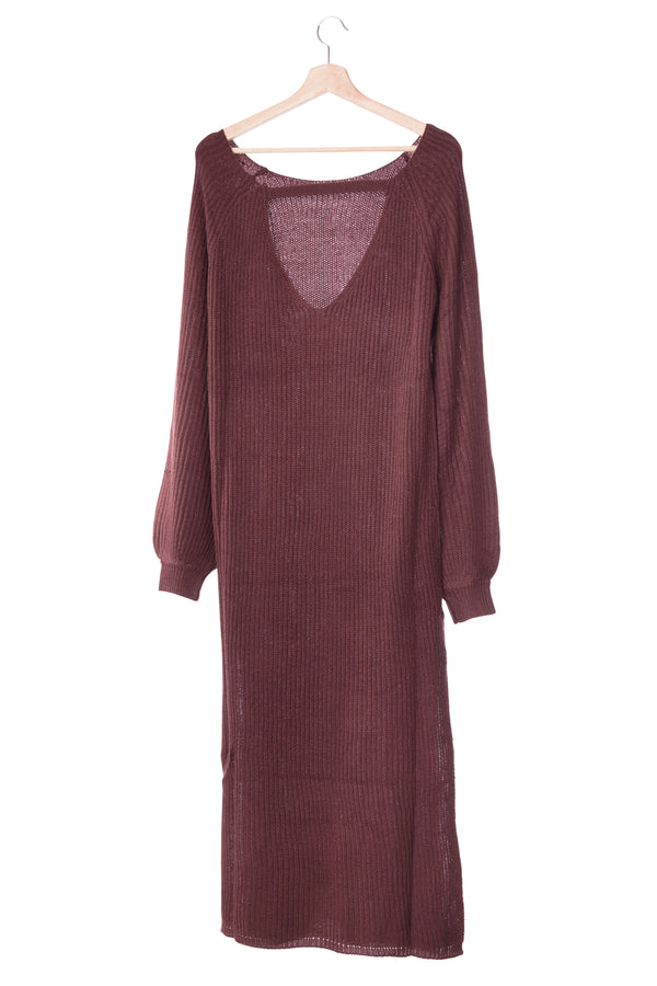 Maxi Sweater Dress