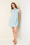 Denim Shirt Dress (S - XXXL!)
