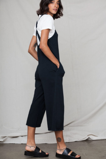 Cropped Jumpsuit