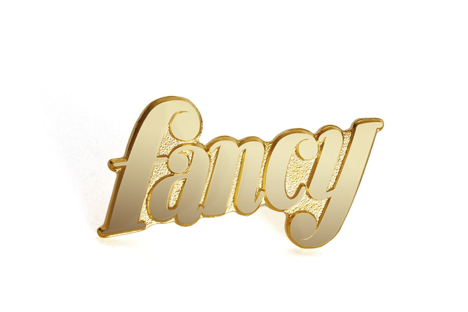 Fancy Pin