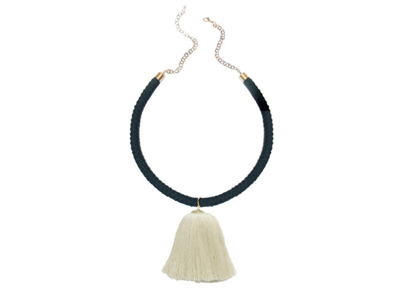 Bellan Tassel Necklace