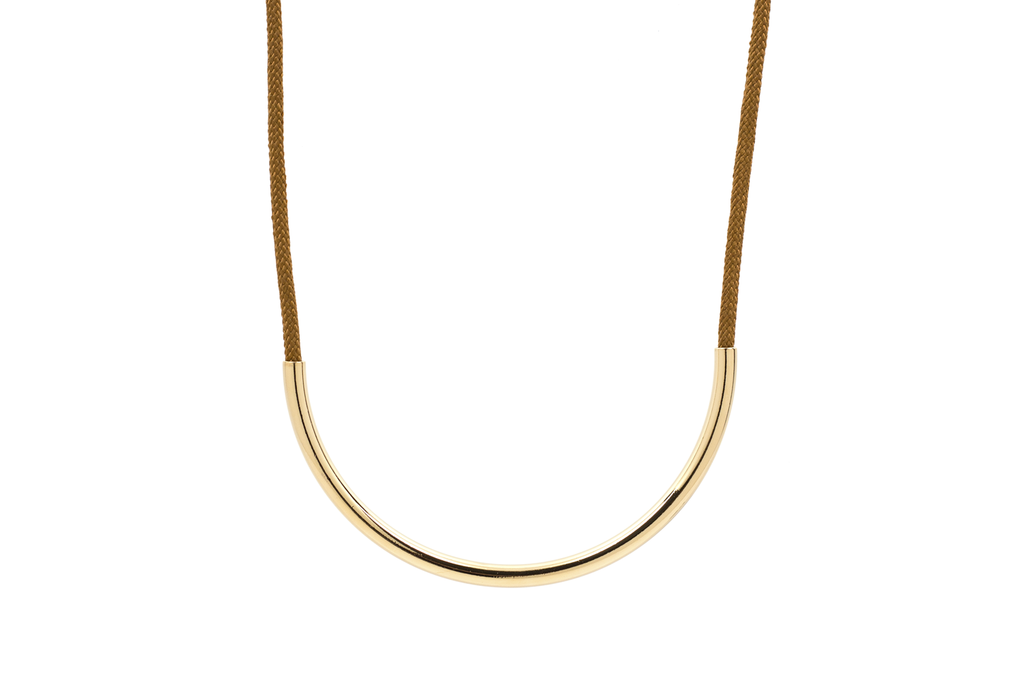 Gold Standard Necklace