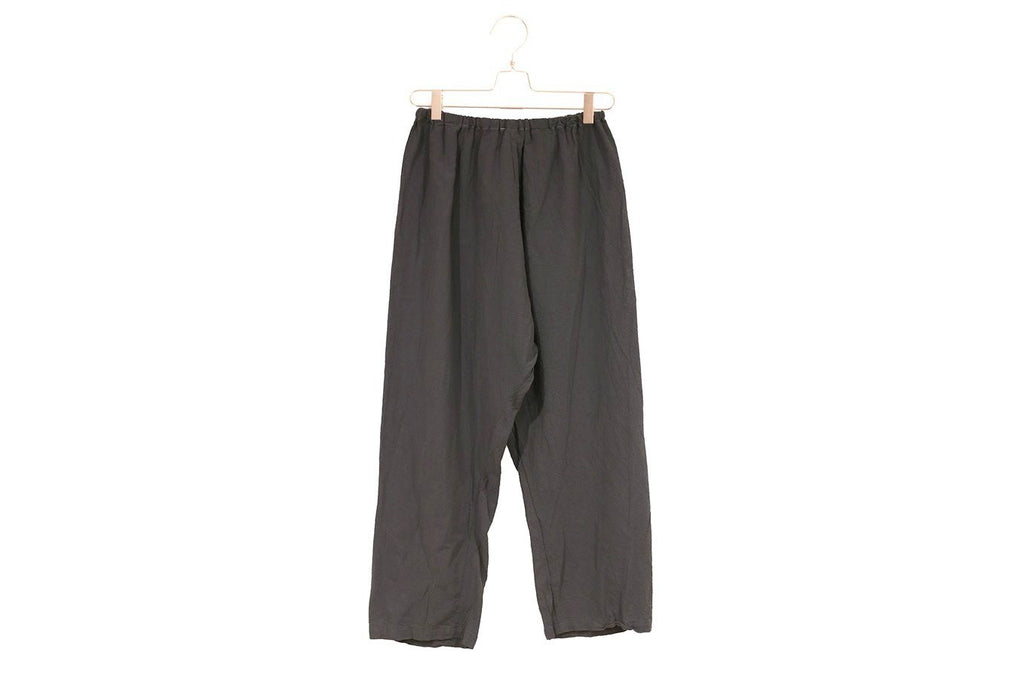Cotton Drop Crotch Pants