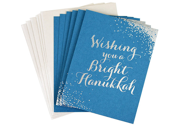 Bright Hanukkah Set of 6