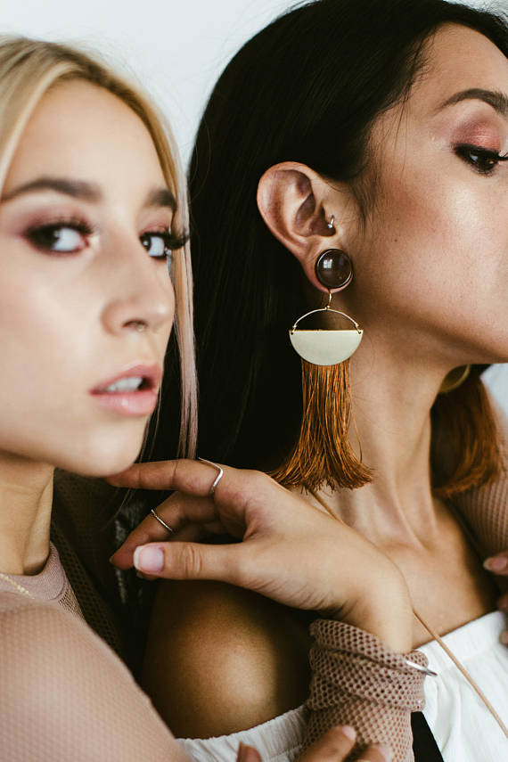 On the Move Earrings