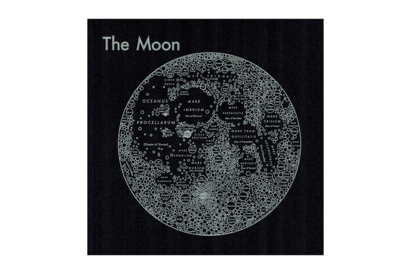 The Moon Map