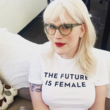 The Future is Female Tee