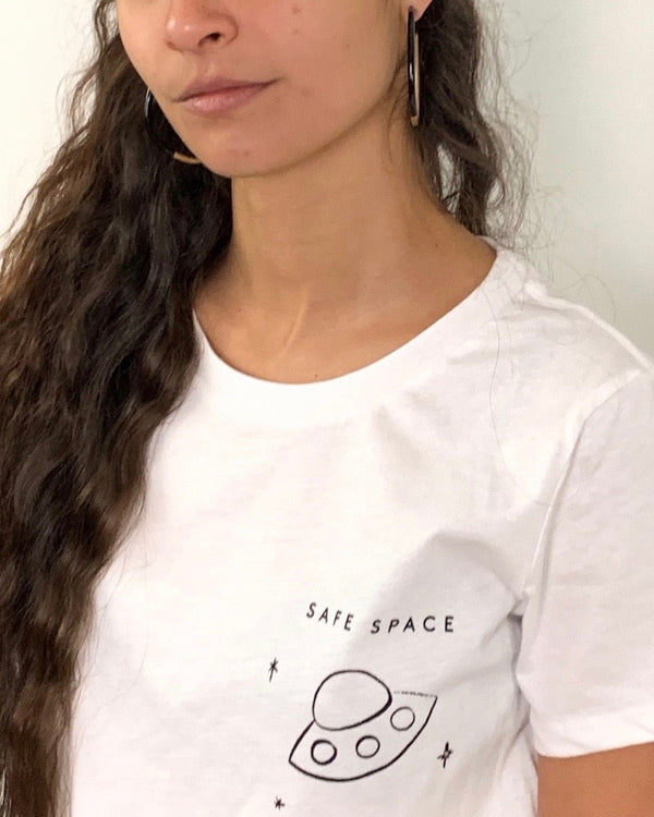 Safe Space Tee