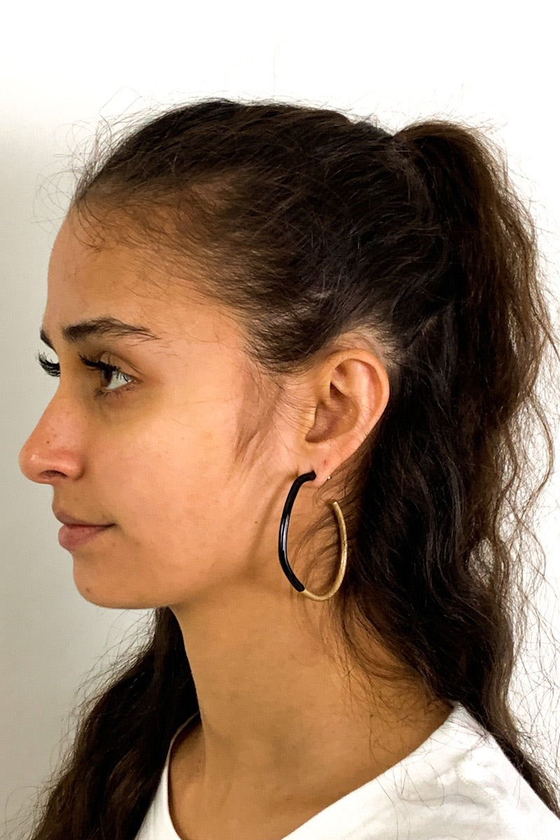 Hyperbola Earrings