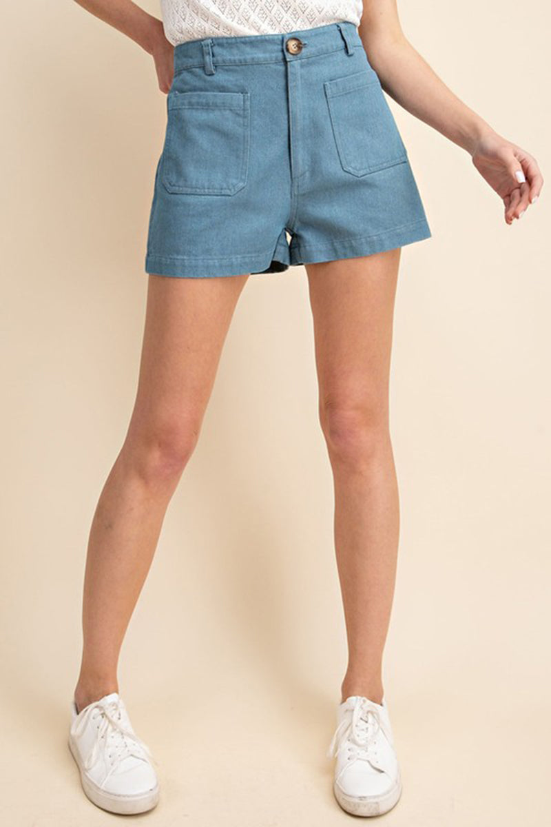 KC Denim Shorts