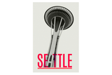 Seattle Photo Print
