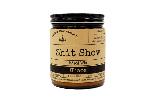Sh!t Show Candle
