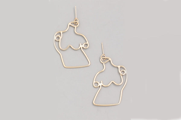 Statuesque Earrings