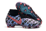 "Chuteira Nike Phantom Vision Elite Dynamic Fit FG ""EA SPORTS"" Roxo/Preto"