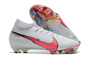 "Chuteira Nike Mercurial Superfly 7 FG Elite ""Flash Crimson"""