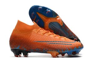 "Nike Mercurial Superfly 7 360FG Elite ""Laranja/Azul"""