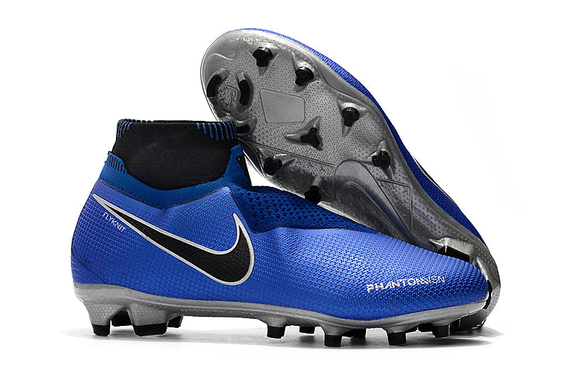 "Chuteira Nike Phantom Vision Elite Dynamic Fit FG ""Always Forward"" Azul"