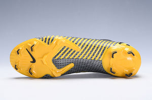 "Chuteira Nike Mercurial Superfly 6 FG Elite ""Gamer Over"" Amarelo/Cinza"