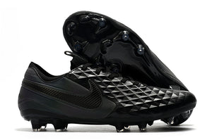 "Chuteira Nike Tiempo Legend 8 Elite FG ""All Black"""