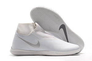 Chuteira Nike Phantom Vision Elite Dynamic Fit IC Branco