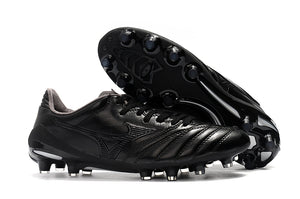 Chuteira Mizuno Morelia Neo II Made in Japan Preto