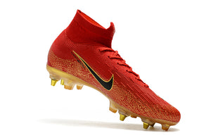 "Chuteira Mercurial Superfly 6 Elite SG  ""Dragon"""