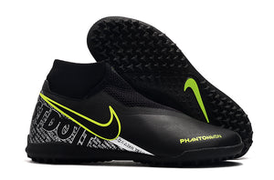 "Chuteira Nike Phantom Vision Elite Dynamic Fti TF ""Under the Radar"" Verde/Preto"