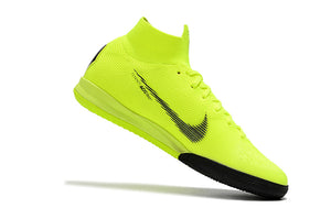 "Chuteira Nike Mercurial Superfly 6 Elite IC ""Always Forward"" Verde"