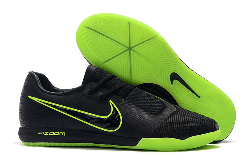 "Chuteira Nike Phantom Venom Pro IC ""Under the Radar"" Verde/Preto"
